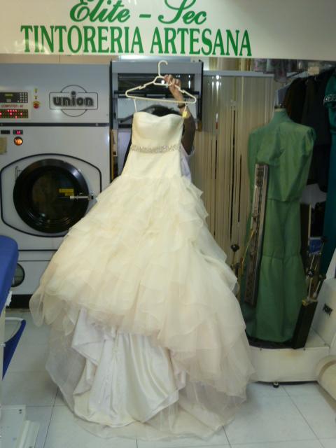 Tintorerias especializadas en vestidos de novia madrid